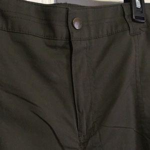 Merona Army Green Cargo Pants